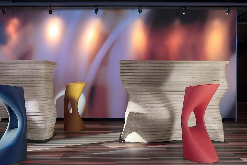 Fat Lady nightclub in Tampere, Finland designed by Arkkitehtistudio M&Y