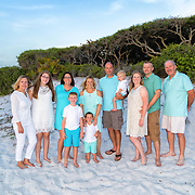 Kelley (Kathy) Family Beach Photos