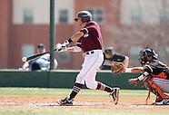 OC Baseball vs East Central University - 3/16/2013