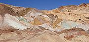 Artist Palette in Death Valley National Park