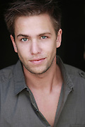 Professional Headshots by Jeff Xander for Male Model and Actor