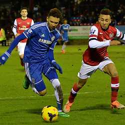 Chelsea v Arsenal | Under 21s League Cup | 27 January 2014