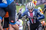 Alex MORTON (USA) at the 2019 UCI Cyclo-Cross World Championships in Bogense, Denmark