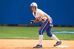 The University of Kentucky Softball team hosted Virginia Tech in KY Regional Championship Game of the 2013 NCAA D1 Softball Tournament, Sunday, May 19, 2013 at John Cropp Stadium in Lexington. Photo by Jonathan Palmer