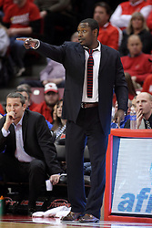 31 December 2014:  Terry Parker during an NCAA Division 1 Missouri Valley Conference (MVC) men's basketball game between the Indiana State Sycamores beat the Illinois State Redbirds 63-61 at Redbird Arena in Normal Illinois