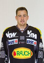 29.08.2012, Messestadion, Dornbirn, AUT, EBEL, Spielerportraits, Dornbirner Eishockey Club, im Bild Jürgen Fussenegger, (Dornbirner Eishockey Club, #28)// during Dornbirner Eishockey Club Player Portrait Session at the Messestadion, Dornbirn, Austria on 2012/08/29, EXPA Pictures © 2012, PhotoCredit: EXPA/ Peter Rinderer