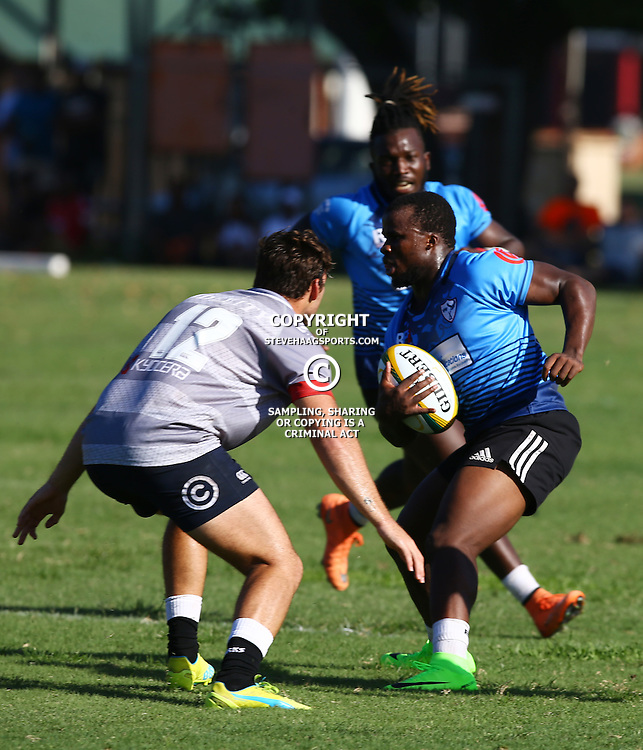 General views during The Cell C Sharks and Rovers at Growthpoint Kings Park in Durban, South Africa. (Photo by Steve Haag) 18th February 2017<br /> <br /> images for social media must have consent from Steve Haag
