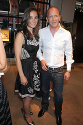 PIPPA MIDDLETON and SIMON SEBAG-MONTEFIORE at a party to celebrate the publication of Sashenka by Simon Sebag-Montefiore held at Asprey, Bond Street, London on 1st July 2008.<br /><br />NON EXCLUSIVE - WORLD RIGHTS