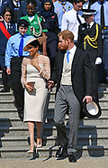 Buckingham Palace Garden Party - 22 May 2018