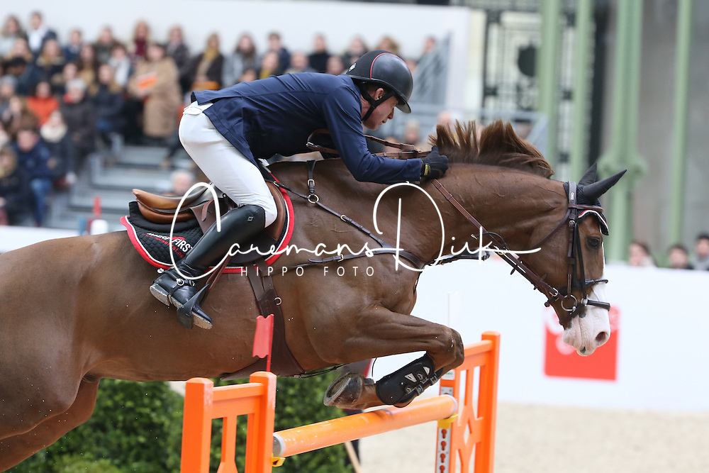 Whitaker Michael, (GBR), Viking<br /> Grand Prix Hermes <br /> Saut Hermes Paris 2016<br /> © Hippo Foto - Counet Julien
