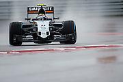 October 23-25, 2015: United States GP 2015: Sergio Perez (MEX), Force India