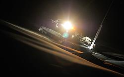 19.12.2011, Hochstein, Lienz, AUT, Vorbereitungsarbeiten am Hochstein anlaesslich des Skiweltcup der Damen in Lienz am Hochstein, im Bild Pistengeraet im Einsatz // during the preparation of the race way for Ladies Skiworldcup at Hochstein, Lienz, 19-12-2011, EXPA Pictures © 2011, PhotoCredit: EXPA/ M. Gruber
