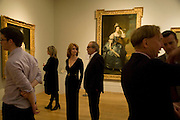 JANE ASHER; GERALD SCARFE, Van Dyck private view and dinner. Tate Britain. 16 February 2009 *** Local Caption *** -DO NOT ARCHIVE -Copyright Photograph by Dafydd Jones. 248 Clapham Rd. London SW9 0PZ. Tel 0207 820 0771. www.dafjones.com<br /> JANE ASHER; GERALD SCARFE, Van Dyck private view and dinner. Tate Britain. 16 February 2009