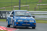 #35 LILLEY / TUCKER Ford Sierra  during CSCC Advantage Motorsport Future Classics as part of the CSCC Oulton Park Cheshire Challenge Race Meeting at Oulton Park, Little Budworth, Cheshire, United Kingdom. June 02 2018. World Copyright Peter Taylor/PSP.