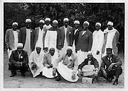Photo take of Nubians after Idd al Fitr.  (1971)