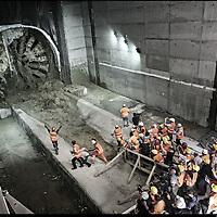 la metro al Lingotto