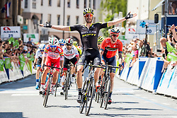 Luka Mezgec (SLO) of Mitchelton - Scott  winner of 2nd Stage of 26th Tour of Slovenia 2019 cycling race between Maribor and  Celje (146,3 km), on June 20, 2019 in Celje, Maribor, Slovenia. Photo by Matic Klansek Velej / Sportida
