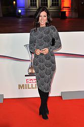 © Licensed to London News Pictures. 14/12/2016. SUSANNAH REID attends The Sun newspaper Millies Military Awards 2016 at Guildhall <br /> London, UK. Photo credit: Ray Tang/LNP