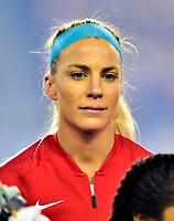 International Women's Friendly Matchs 2019 / <br /> SheBelieves Cup Tournament 2019 - <br /> United States vs Brazil 1-0 ( Raymond James Stadium - Tampa-FL,Usa ) - <br /> Julie Beth Ertz of United States