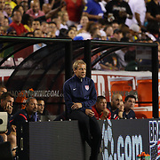USA coach Jurgen Klinsmann during the USA V Brazil International friendly soccer match at FedEx Field, Washington DC, USA. 30th May 2012. Photo Tim Clayton