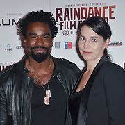 Celebrities attends the Raindance Opening Gala 2018 held at Vue West End, Leicester Square on September 26, 2018 in London, England.