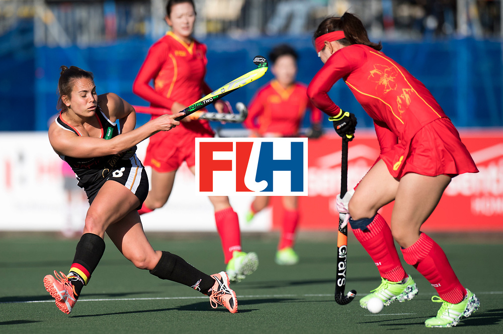 AUCKLAND - Sentinel Hockey World League final women<br /> Match id 10297<br /> 07 Germany v China<br /> Foto: Lisa Altenburg(C) <br /> WORLDSPORTPICS COPYRIGHT FRANK UIJLENBROEK