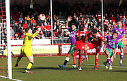 Crawley Town v Bristol City 07/03/2015