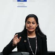 20160616 - Brussels , Belgium - 2016 June 16th - European Development Days - Education in emergencies - Vandinika Shukla , Young Leader - Education , India © European Union