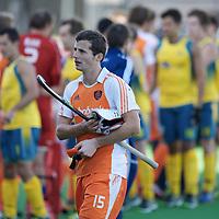 MELBOURNE - Champions Trophy men 2012<br /> Finale<br /> Final<br /> Australia v Netherlands<br /> foto: Sander Baart.<br /> FFU PRESS AGENCY COPYRIGHT FRANK UIJLENBROEK