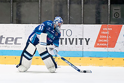 02.11.2012, Hostan Arena, Znojmo, CZE, EBEL, HC Orli Znojmo vs SAPA Fehervar, 18. Runde, im Bild Adam Munro (Fehérvár #51) // during the Erste Bank Icehockey League 18nd round match betweeen HC Orli Znojmo and SAPA Fehervar at the Hostan Arena, Znojmo, Czech Republic on 2012/11/02. EXPA Pictures © 2012, PhotoCredit: EXPA/ Rostislav Pfeffer