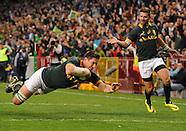 South Africa v World XV, Cape Town 07 June 2014