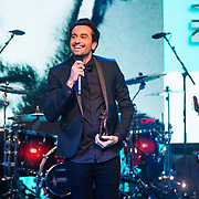 NLD/Amsterdam/20150202 - Edison Awards 2015, Dotan ontvangt een award