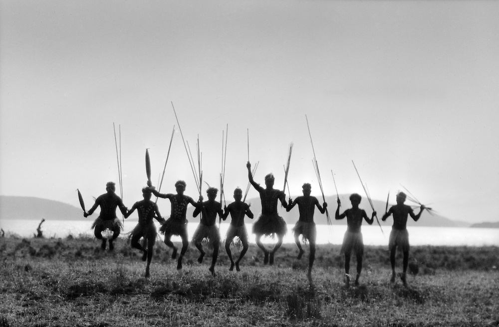 Aboriginal Dance, Palm Island, Queensland, 1930