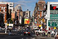 New York. Chinatown.  pedestrians and tourists in canal street Manhattan  New York - United states /passants et touristes, canal street Chinatown, Manhattan  New York - Etats-unis