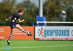 Lucy Attwood of Bristol Bears Women - Mandatory by-line: Alex James/JMP - 21/09/2019 - RUGBY - Shaftesbury Park - Bristol, England - Bristol Bears Women v Saracens Women - Tyrrells Premier 15s