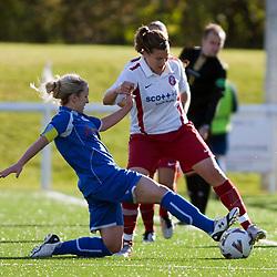 SPARTANS v FORFAR FARMINGTON | Scottish Womens Premier League | 14 October 2012
