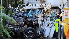 Auckland-File photos, Auckland council prosecution, refuse truck death