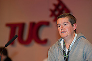 Mandy Hudson, NUT, speaking at the TUC Conference 2010.