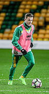 James Maddison of Norwich City U23 before the match against Dinamo Zagreb U23 in the Premier League International Cup Quarter-Final match at Carrow Road, Norwich<br /> Picture by Matthew Usher/Focus Images Ltd +44 7902 242054<br /> 27/02/2017