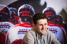 Press Conference - Tiesj Benoot - 30 March 2018