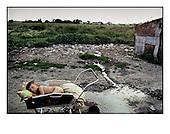 Roma communities, Slovakia.