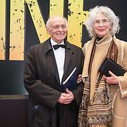 NLD/Amsterdam/20140508 - Wereldpremiere Musical Anne, Buddy Elias en .....