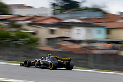 November 10, 2018 - Sao Paulo, Brazil - Motorsports: FIA Formula One World Championship 2018, Grand Prix of Brazil World Championship;2018;Grand Prix;Brazil ,  #55 Carlos Sainz (ESP, Renault  (Credit Image: © Hoch Zwei via ZUMA Wire)