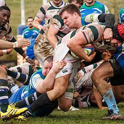 20160312: SLO, Rugby - RRC League, RK Ljubljana vs Rugby Union Donau Wien