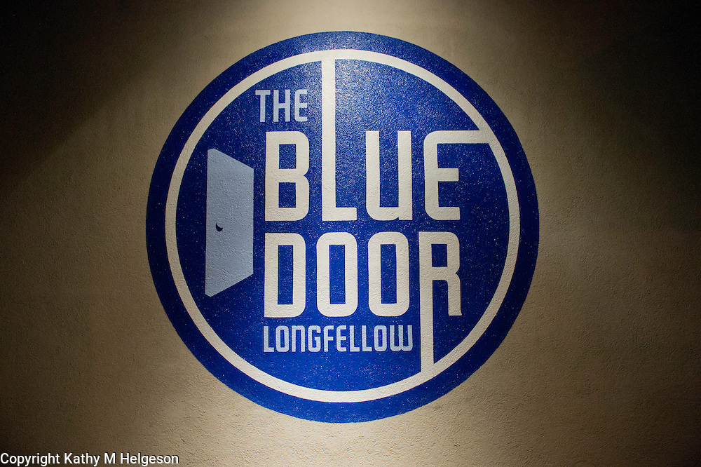 Blue Door Longfellow January 26, 2013.photos by Kathy M Helgeson