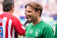 World Legend's Gaizka Mendieta during friendly match to farewell  to Vicente Calderon Stadium in Madrid, May 28, 2017. Spain.<br /> (ALTERPHOTOS/BorjaB.Hojas)