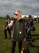 MERIBETH PARKER; , Heythrop Point to Point, Cocklebarrow, 2 April 2017.