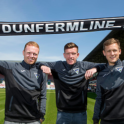 DAFC Presser, East End Park, 17 May 2018