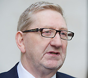 Len McCluskey <br /> General Secretary <br /> UNITE Union <br />  <br /> arriving for the Andrew Marr Show at the BBC, Portland Place,  London, Great Britain <br /> 3rd July 2016 <br /> <br /> Len McCluskey <br /> General Secretary <br /> UNITE Union <br />  <br /> <br /> Photograph by Elliott Franks <br /> Image licensed to Elliott Franks Photography Services