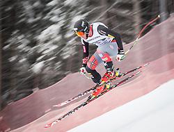 21.02.2013, Kandahar, Garmisch Partenkirchen, AUT, FIS Weltcup Ski Alpin, Abfahrt, Herren, 1. Training, im Bild Marco Sullivan (USA) // Marco Sullivan of the USA in action during 1st practice of the  mens Downhill of the FIS Ski Alpine World Cup at the Kandahar course, Garmisch Partenkirchen, Germany on 2013/02/21. EXPA Pictures © 2013, PhotoCredit: EXPA/ Johann Groder